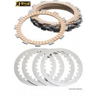 Sada spojkových lamiel a plechov PROX KTM SX/SXF EXC/EXCF (11-) Husqvarna FC/FE TC/TE (14-)