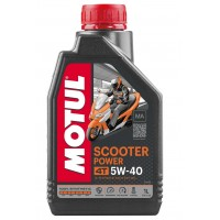 MOTUL 4T Scooter Power 5W40