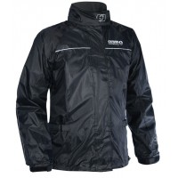 Nepremokavá bunda Oxford Rainseal Black