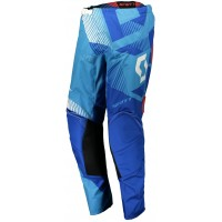 Nohavice SCOTT 350 Dirt Blue/White