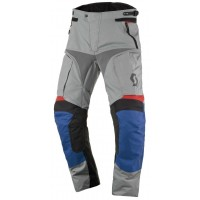 Nohavice SCOTT Dualraid DP Grey/Blue