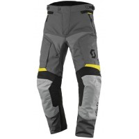 Nohavice SCOTT Dualraid DP Grey/Yellow
