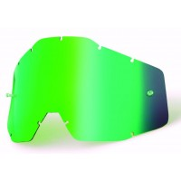 Sklo 100% Mirror Green Lens