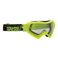 Okuliare Moose-Racing Qualifier Fluo Yellow