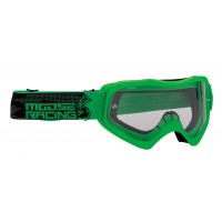 Okuliare Moose-Racing Qualifier Green