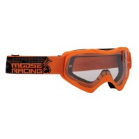 Okuliare Moose-Racing Qualifier Orange