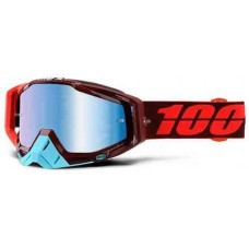 Okuliare 100% Racecraft Kikass - Mirror Blue Lens
