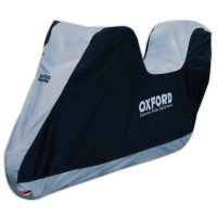 Motoplachta Oxford Aquatex M Sports Bikes (s kufrom)