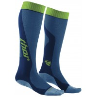 Podkolienky Thor MX Cool Blue/Green