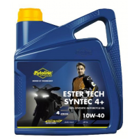 PUTOLINE 4T Ester Tech Syntec 4+ Road 10W40