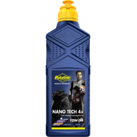 PUTOLINE 4T Nano Tech 4+ Road 10W50