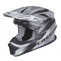 Prilba Cassida Cross Pro Grey/Black