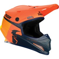 Prilba Thor Sector Racer Matt Orange/Midnight