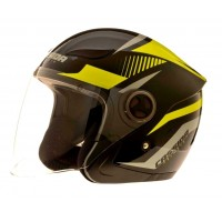 Prilba Cassida Reflex Yellow/Black