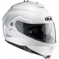 Prilba HJC IS-MAX II Pearl White Ryan