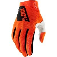 Rukavice 100% Ridefit Fluo Orange