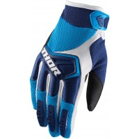 Rukavice Thor Spectrum Blue/White
