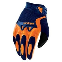 Rukavice Thor Spectrum Orange Navy