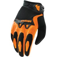 Rukavice Thor Spectrum Orange