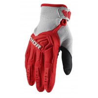 Rukavice Thor Spectrum Red/Grey