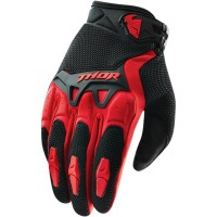 Rukavice Thor Spectrum Red