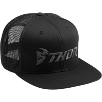 Šiltovka Thor Trucker Snap Black