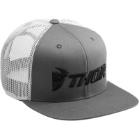 Šiltovka Thor Trucker Snap Grey