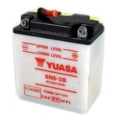 Batéria YUASA 6N6-3B