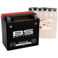 Batéria BS-BATTERY YTX14-BS