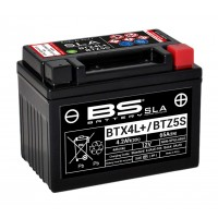 Batéria BS-BATTERY YTX4L FA Factory Activated