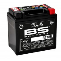 Batéria BS-BATTERY YTX5L FA Factory Activated