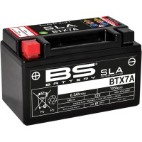 Batéria BS-BATTERY YTX7A FA Factory Activated