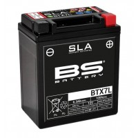 Batéria BS-BATTERY YTX7L FA Factory Activated