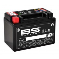 Batéria BS-BATTERY YTX9 FA Factory Activated