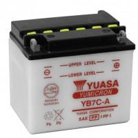 Batéria YUASA YB7C-A