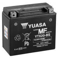 Batéria YUASA YTX20-BS
