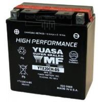 Batéria YUASA YTX20CH-BS