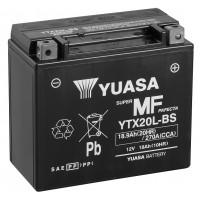 Batéria YUASA YTX20L-BS