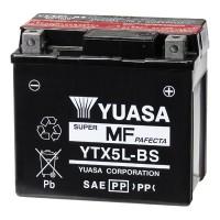 Batéria YUASA YTX5L-BS